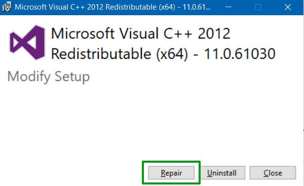 repair_c++ Distributable File