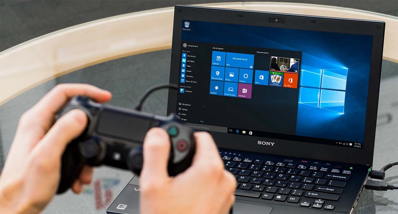 How To Use PS4 Controller On PC A Step By Step Guide How2pc