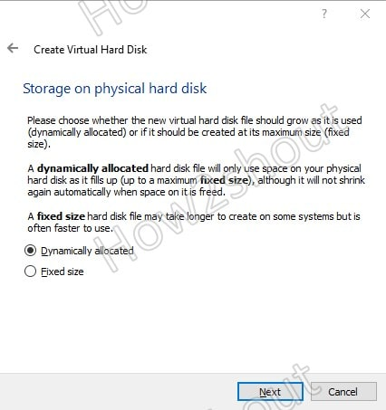 Tails on VirtualBox
