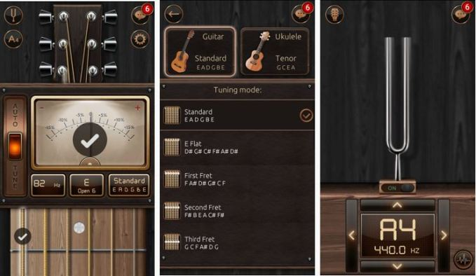 5 Best Free Guitar Tuner Apps to download for Android and ...
