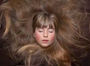 Tress hair extensions
