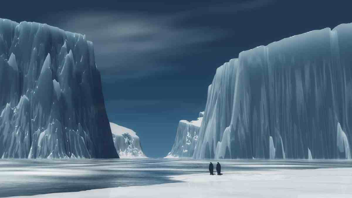 Ancient Lost Continents Discovered Under The Ice of Antarctica