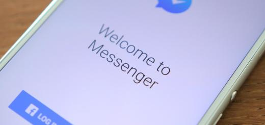 Facebook Messenger New Update