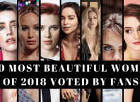 100 Most Beautiful Women
