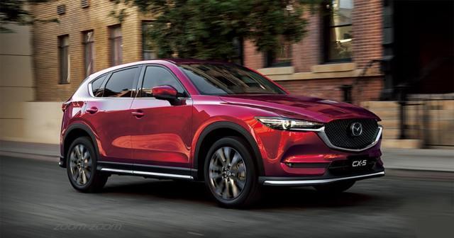2019 Mazda CX-5 Reviews