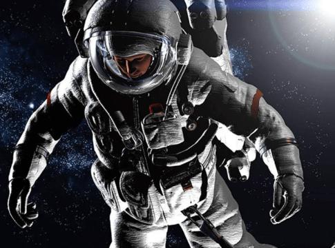 lost astronaut