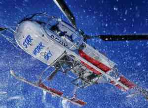Helicopter Skiing