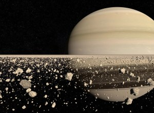Are Aliens Hiding In Saturn's Rings?