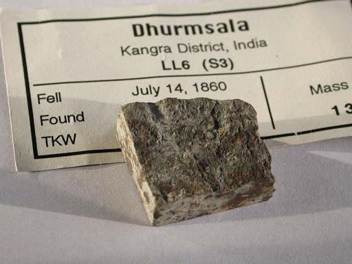 Dhurmsala meteorite