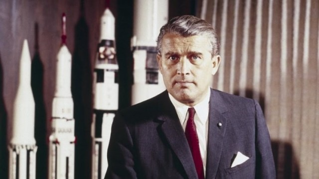 Wernher von Braun Predicted A War Between Humans & Aliens