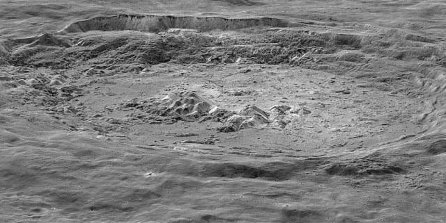 Jackson crater