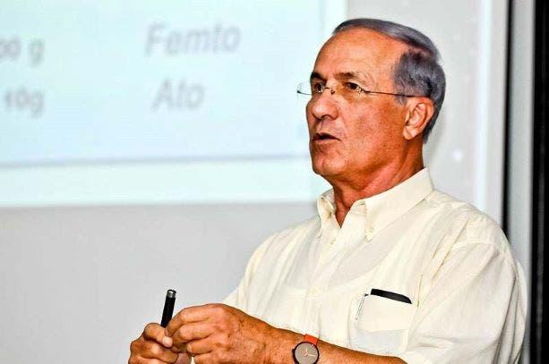 Israel's former space head Haim Eshed