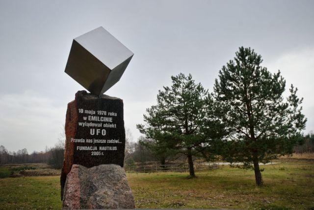 Emilcin UFO memorial