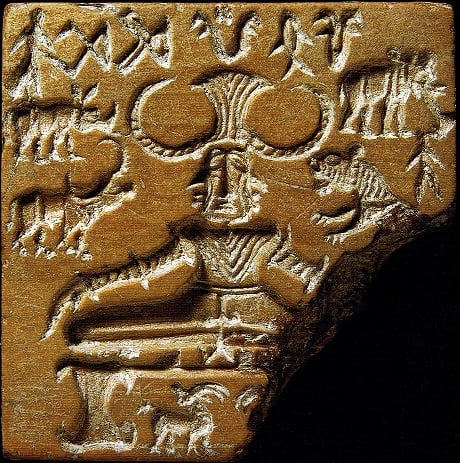 An Indus seal