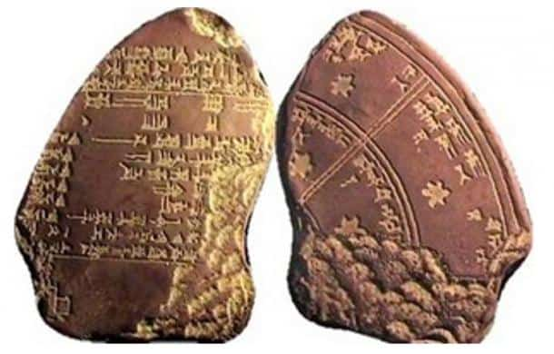Babylonian star
