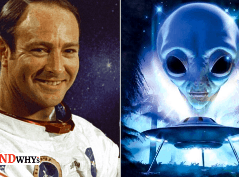 Astronaut Edgar Mitchell leaked emails
