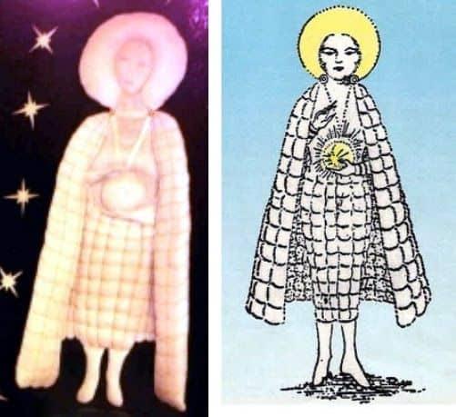 Fatima alien being