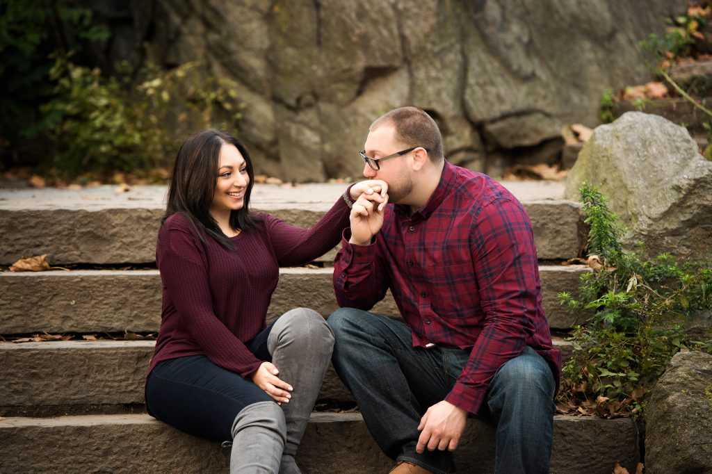 Best Engagement Photographers in New York City
