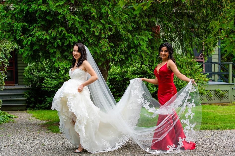 Best Wedding Preparation Photographer in Brooklyn