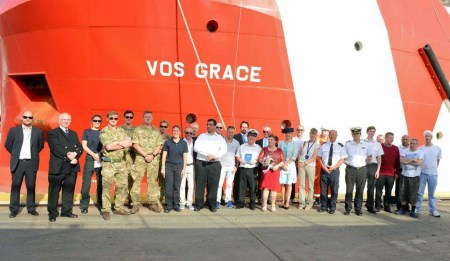 Vos Grace Christening Party