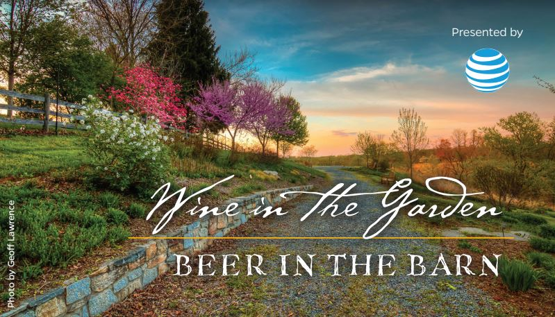 13th Annual Wine in the Garden, Beer in the Barn!
