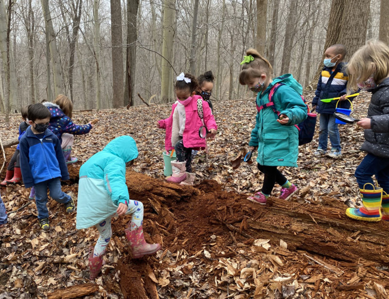 Nature Preschool Registration Open!