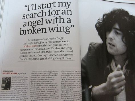 jimmy page aleister crowley occult interview story