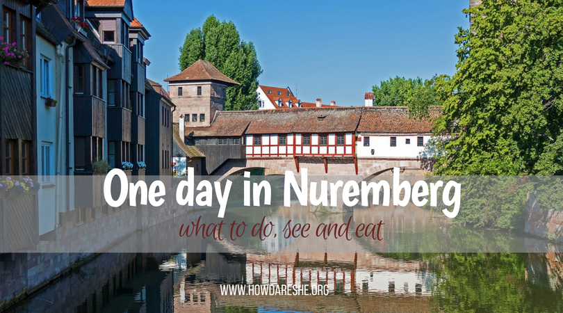 what to do with one day in nuremberg