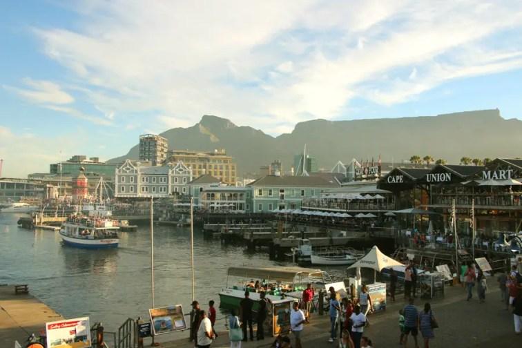 Cape Town VA Waterfront
