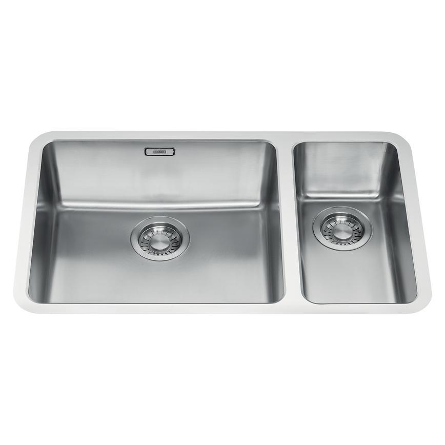 1 5 bowl undermount kitchen sinks howdens