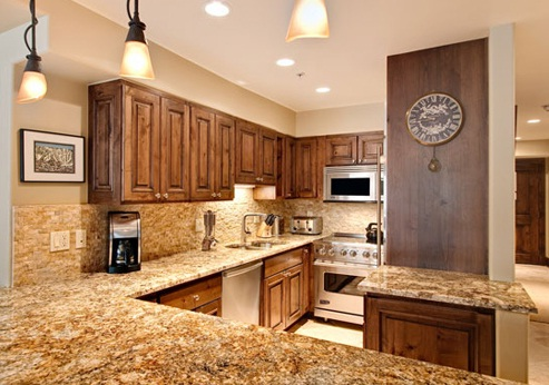 Best Knotty Alder Cabinets With Walnut Stain Home Design Idea Dark Stained