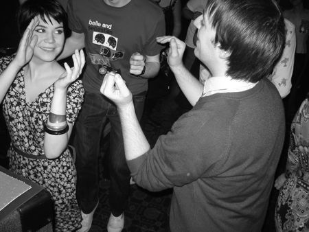 How Does It Feel To Be Loved Clubnight