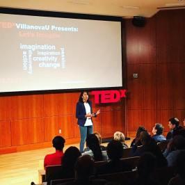 TEDx shot