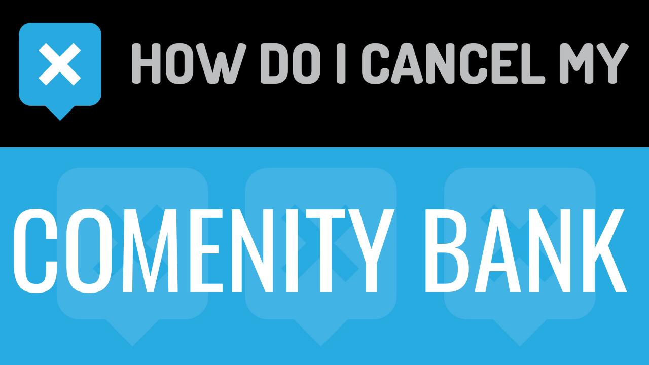 How Do I Cancel My Comenity Bank - How do I Cancel my