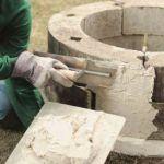 Apply Surface-bonding Cement