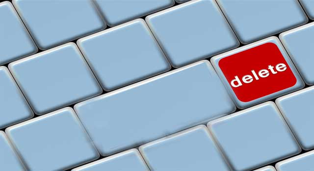 How to Delete an Email Address