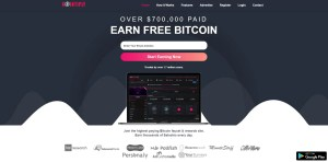 Cointiply – Level Up Earn more Bitcoin