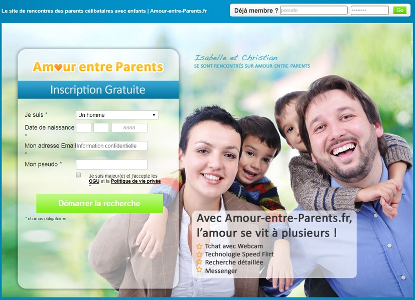Amour entre Parents sur howimet.fr