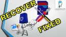 Recover & Fix:  Damaged/ Blank SD Card Error