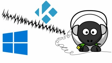 Echoing Stuttering and Distortion of Kodi Audio after Windows 10 Update