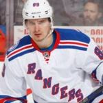 RANGERS ASSIGN PAVEL BUCHNEVICH TO HARTFORD