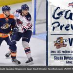 TOSTI: GAME 1 – SWAMP RABBITS POSTSEASON RACE BEGINS TONIGHT