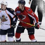 TOSTI: SWAMP RABBITS SERIES LEAD DASHED BY STINGRAYS