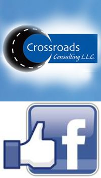 FOLLOW/LIKE CROSSROADS CONSULTING ON FACEBOOK