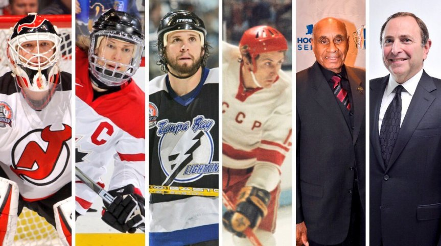 new style d617e 49b30 CANTLON  NHL ANNOUNCES 2018 HALL OF FAME INDUCTEES