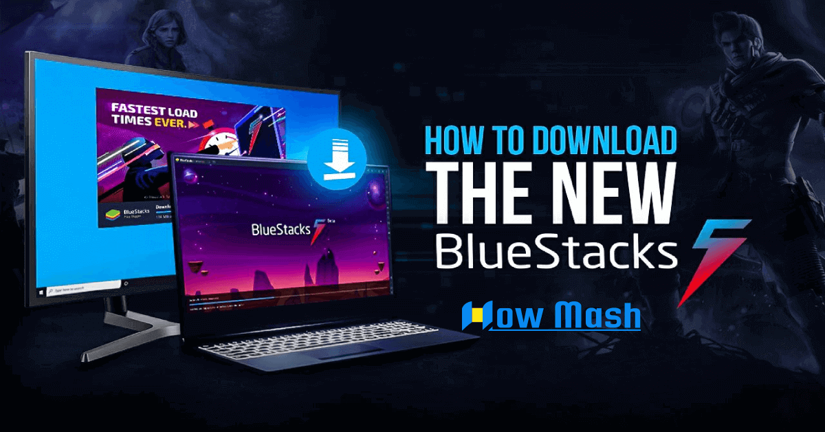 How To Download Bluestack For PC and Mac
