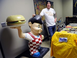 Tommy Gelinas, Founder of Valley Relics Museum