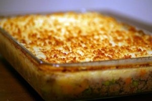 Shepherds pie