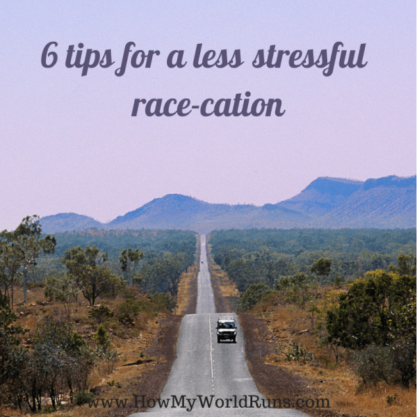 6 racecation tips