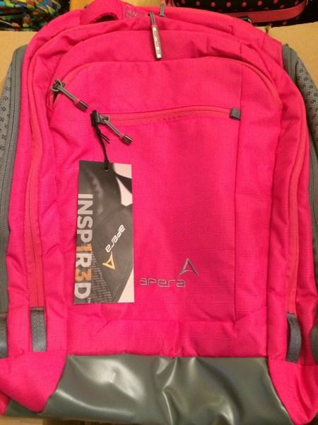Apera back pack